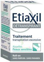 Etiaxil Aisselles Détranspirant Peau Sensibles Roll-on/15ml à SAINT-MEDARD-EN-JALLES