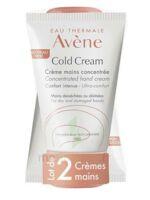 Avène Eau Thermale Cold Cream Duo Crème Mains 2x50ml à SAINT-MEDARD-EN-JALLES