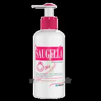 Saugella Girl Savon Liquide Hygiène Intime Fl Pompe/200ml à SAINT-MEDARD-EN-JALLES