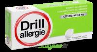 Drill 10 Mg Comprimés à Sucer Allergie Cétirizine Plq/7 à SAINT-MEDARD-EN-JALLES