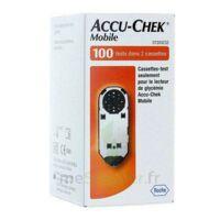 Accu-chek Mobile Cassettes B/2 X 50 à SAINT-MEDARD-EN-JALLES