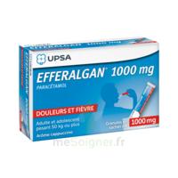 Efferalgan 1g Cappuccino Granules 8 Sachets à SAINT-MEDARD-EN-JALLES