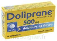 Doliprane 500 Mg Comprimés 2plq/8 (16) à SAINT-MEDARD-EN-JALLES