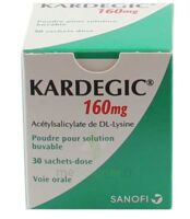 Kardegic 160 Mg, Poudre Pour Solution Buvable En Sachet à SAINT-MEDARD-EN-JALLES