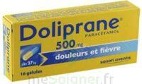 Doliprane 500 Mg Gélules B/16 à SAINT-MEDARD-EN-JALLES