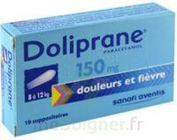 Doliprane 150 Mg Suppositoires 2plq/5 (10) à SAINT-MEDARD-EN-JALLES