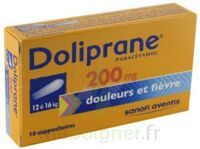 Doliprane 200 Mg Suppositoires 2plq/5 (10) à SAINT-MEDARD-EN-JALLES