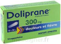 Doliprane 300 Mg Suppositoires 2plq/5 (10) à SAINT-MEDARD-EN-JALLES