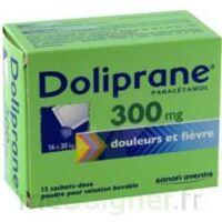 Doliprane 300 Mg Poudre Pour Solution Buvable En Sachet-dose B/12 à SAINT-MEDARD-EN-JALLES