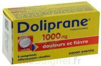 Doliprane 1000 Mg Comprimés Effervescents Sécables T/8 à SAINT-MEDARD-EN-JALLES