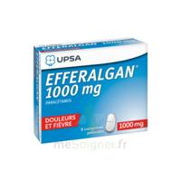 Efferalgan 1000 Mg Comprimés Pelliculés Plq/8 à SAINT-MEDARD-EN-JALLES