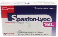 Spasfon Lyoc 160 Mg, Lyophilisat Oral à SAINT-MEDARD-EN-JALLES
