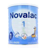Novalac 1 Lait En Poudre 1er âge B /800g à SAINT-MEDARD-EN-JALLES