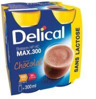Delical Max 300 Sans Lactose, 300 Ml X 4 à SAINT-MEDARD-EN-JALLES