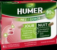 Humer Nez/gorge Jour&nuit 15 Comprimés à SAINT-MEDARD-EN-JALLES