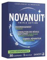 Novanuit Triple Action Comprimés B/30 à SAINT-MEDARD-EN-JALLES