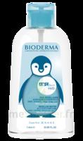 Abcderm H2o Solution Sans Rinçage Nettoyante Bébé Fl Pompe/1l à SAINT-MEDARD-EN-JALLES