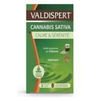 Valdispert Cannabis Sativa Caps Liquide B/24 à SAINT-MEDARD-EN-JALLES