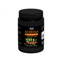 Sid Nutrition Santé Tonique Acérola Vitamine C Comprimés B/30 à SAINT-MEDARD-EN-JALLES