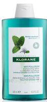 Klorane Menthe Aquatique Shampooing Détox 400ml à SAINT-MEDARD-EN-JALLES