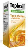 Toplexil 0,33 Mg/ml Sans Sucre Solution Buvable 150ml à SAINT-MEDARD-EN-JALLES