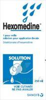Hexomedine 1 Pour Mille S Appl Loc Fl/250ml à SAINT-MEDARD-EN-JALLES