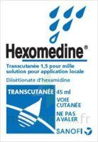 Hexomedine Transcutanee 1,5 Pour Mille, Solution Pour Application Locale à SAINT-MEDARD-EN-JALLES