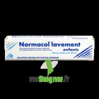 Normacol Lavement Enfants, Solution Rectale, Récipient Unidose à SAINT-MEDARD-EN-JALLES