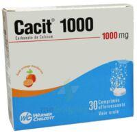 Cacit 1000 Mg, Comprimé Effervescent à SAINT-MEDARD-EN-JALLES