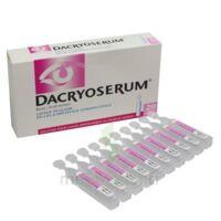 Dacryoserum Solution Pour Lavage Ophtalmique En Récipient Unidose 20unidoses/5ml à SAINT-MEDARD-EN-JALLES