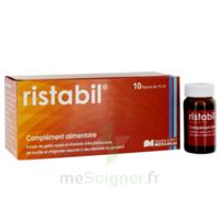 Ristabil Anti-fatigue Reconstituant Naturel B/10 à SAINT-MEDARD-EN-JALLES