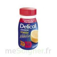 Delical Boisson Hp Hc Concentree Nutriment Vanille 4bouteilles/200ml à SAINT-MEDARD-EN-JALLES