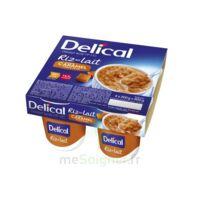 Delical Riz Au Lait Nutriment Caramel Pointe De Sel 4pots/200g à SAINT-MEDARD-EN-JALLES