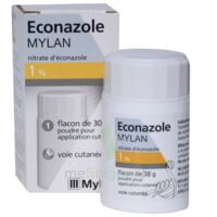 Econazole Mylan 1 % Pdr Appl Cut Fl/30g à SAINT-MEDARD-EN-JALLES