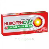 Nurofencaps 400 Mg Caps Molle Plq/10 à SAINT-MEDARD-EN-JALLES
