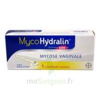 Mycohydralin 500 Mg, Comprimé Vaginal à SAINT-MEDARD-EN-JALLES