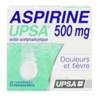 Aspirine Upsa 500 Mg, Comprimé Effervescent à SAINT-MEDARD-EN-JALLES