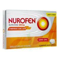 Nurofen 200 Mg, Comprimé Orodispersible à SAINT-MEDARD-EN-JALLES