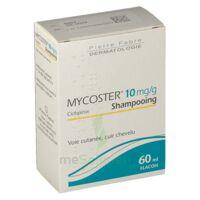 Mycoster 10 Mg/g Shampooing Fl/60ml à SAINT-MEDARD-EN-JALLES