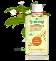 Puressentiel Articulations & Muscles Huile De Massage Bio** Effort Musculaire - Arnica - Gaulthérie - 100 Ml à SAINT-MEDARD-EN-JALLES