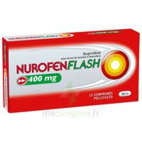 Nurofenflash 400 Mg Comprimés Pelliculés Plq/12 à SAINT-MEDARD-EN-JALLES