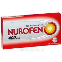 Nurofen 400 Mg Comprimés Enrobés Plq/12 à SAINT-MEDARD-EN-JALLES