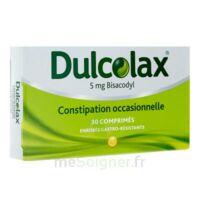 Dulcolax 5 Mg Comprimés Enrobés Gastro-résistants Plq/30 à SAINT-MEDARD-EN-JALLES