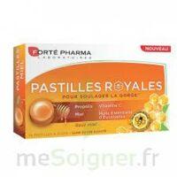 Forte Pharma Pastille Royales Miel B/24 à SAINT-MEDARD-EN-JALLES