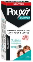 Pouxit Shampoo Shampooing Traitant Antipoux Fl/200ml+peigne à SAINT-MEDARD-EN-JALLES