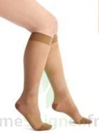 Thuasne Venoflex Secret 2 Chaussette Femme Beige Doré T2l à SAINT-MEDARD-EN-JALLES