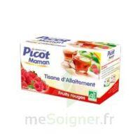 Picot Maman Tisane D'allaitement Fruits Rouges 20 Sachets à SAINT-MEDARD-EN-JALLES