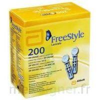 Freestyle Papillon Lancettes B/200 à SAINT-MEDARD-EN-JALLES