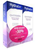 Hydralin Quotidien Gel Lavant Usage Intime 2*200ml à SAINT-MEDARD-EN-JALLES
