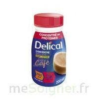 Delical Boisson Hp Hc Concentree Nutriment Café 4bouteilles/200ml à SAINT-MEDARD-EN-JALLES